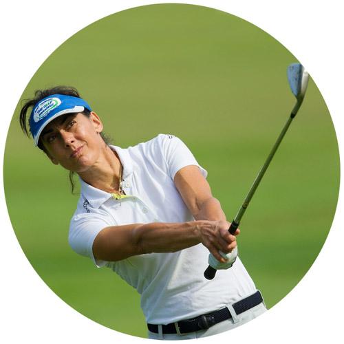 Stefania Croce golfista professionista